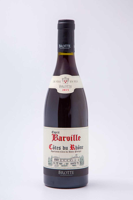 Esprit Barville